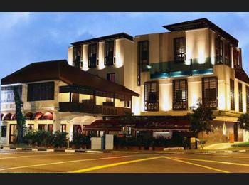Nostalgia Hotel Singapore - Mystery Room Regular Plan