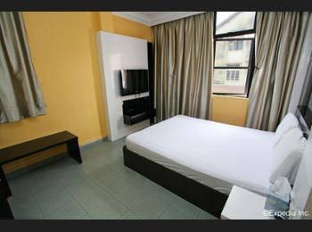 Seng Wah Hotel Singapore - Deluxe Double Room Hemat 25%