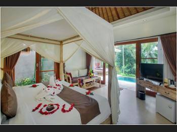 Anusara Luxury Villas - Adults Only Bali - Honeymoon Villa, Private Pool Penawaran musiman: hemat 48%