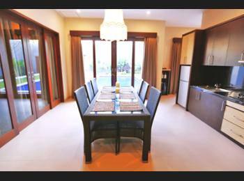 Seven Angels Villa Bali - Vila, 3 kamar tidur, kolam renang pribadi Pesan lebih awal dan hemat 37%