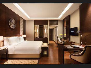 Fairmont Hotel Jakarta - Fairmont, Room, 1 King Bed, Smoking Regular Plan