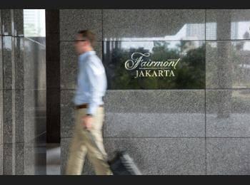 Fairmont Hotel Jakarta - Fairmont, Kamar, 1 Tempat Tidur King, smoking Regular Plan