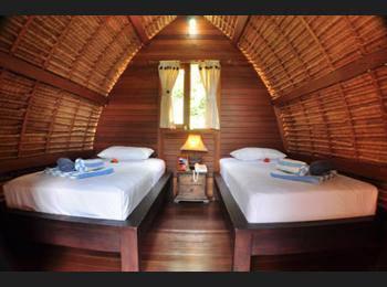 Puri Mangga Sea View Resort & Spa Bali - Lumbung Regular Plan