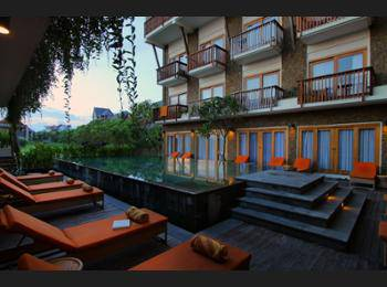 The Kirana Hotel Resto and Spa