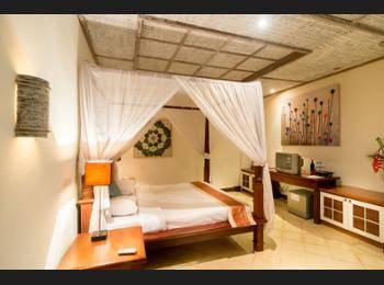 Gajah Biru Bungalows Bali - Standard Suite Hemat 20%