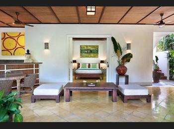 Gajah Biru Bungalows Bali - Suite (Veranda) Hemat 20%