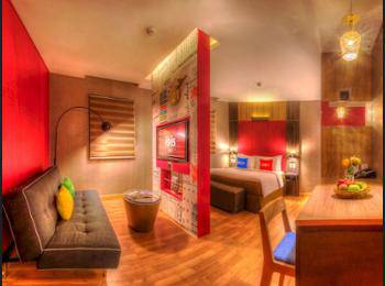 Hotel Ibis Padang - Kamar Superior, 2 tempat tidur single Regular Plan