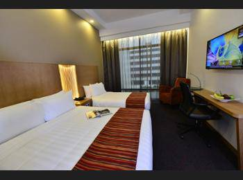 Hotel Grand Central Singapore - Deluxe Triple Room Diskon 10%