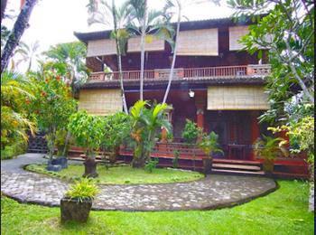 Okawati Hotel Ubud - Kamar Deluks Regular Plan