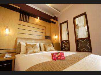 Adya Nalendra Boutique Hotel Yogyakarta - Kamar Superior (Unique) Regular Plan