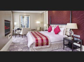 Resorts World Sentosa - Hotel Michael Resorts World Sentosa - Hotel Michael - 2 Bedroom Deluxe Suite Regular Plan