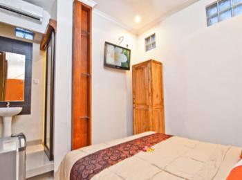 Kuta EcoStay Bali - Deluxe Room Regular Plan
