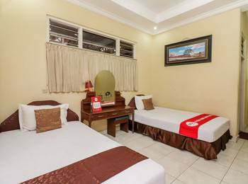 NIDA Rooms Yos Sudarso Badung - Double Room Double Occupancy NIDA Fantastic Promo
