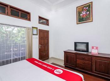 NIDA Rooms Yos Sudarso Badung - Double Room Single Occupancy Regular Plan