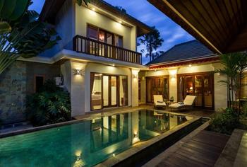 Villa Tulip Sanur Bali - Family Villa 2 Bedrooms Private Pool Regular Plan