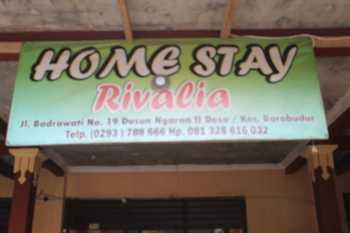 Homestay Rivalia