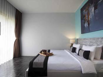 Casa De Apple Bandung - Double Room With Terrace Regular Plan