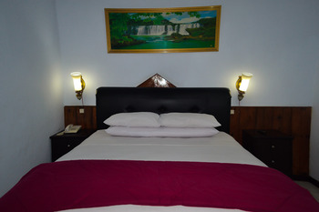 Hotel Indra Toraja - Deluxe Double Bed Regular Plan