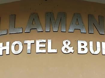 Allamanda Beach Hotel dan Bungalow