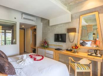 Serela Legian Hotel Bali - Deluxe Room Only Regular Plan