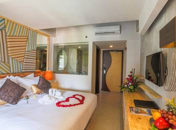 Serela Legian Hotel Bali - Deluxe with breakfast Basic Promo