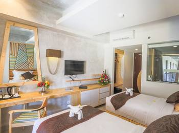 Serela Legian by KAGUM Hotels Bali - Superior Room Only KAGUM Hotels Great Deals