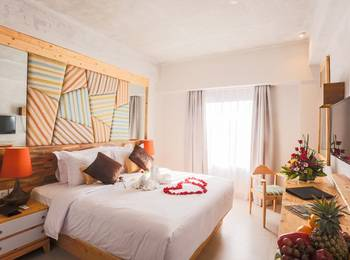 Serela Legian Hotel Bali - Superior Room with Breakfast Regular Plan