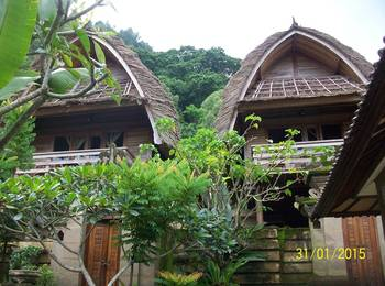 Baruna Cottages Bali - Jineng Regular Plan
