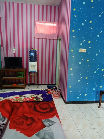 Villa Omahe Toni Malang - Kamar 1 Kamar Mandi Air Hangat Regular Plan
