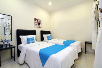 Airy Eco Syariah Senen Kramat Lima 3G Jakarta Jakarta - Standard Twin Room Only Special Promo May 33