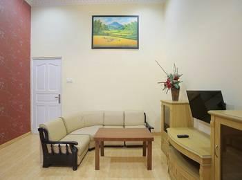 Imelda Hotel Padang - IMELDA VILLA Regular Plan