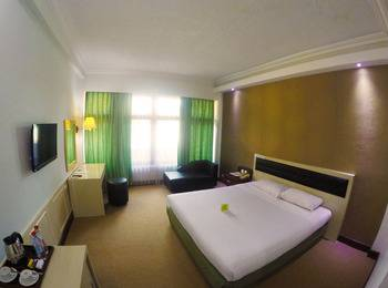 Mutiara Hotel Cilacap - Deluxe Room Only Regular Plan