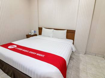 NIDA Rooms Colombo Komplek Karang Marang - Double Room Single Occupancy Special Promo