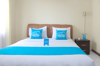 Airy Damai MT Haryono 5 Balikpapan - Deluxe Double Room Only Regular Plan