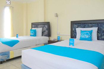 Airy Damai MT Haryono 5 Balikpapan - Twin Room Only Special Promo Oct 45