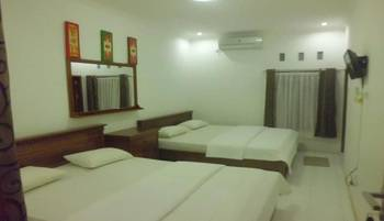 Nusawiru Guest House Pangandaran - 5 Bedroom Guest House - Room Only  Regular Plan