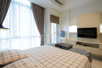 Apartemen The Capitol Park Residence by Stay360 Jakarta - Studio Executive Regular Plan