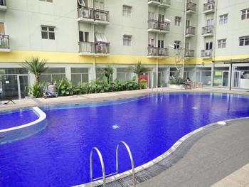 The Suites Metro (standar) by Edy Property Bandung - 2 Bedrooms Regular Plan