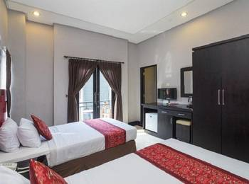 Legian Village Hotel Bali - Standard Room Only Regular Plan