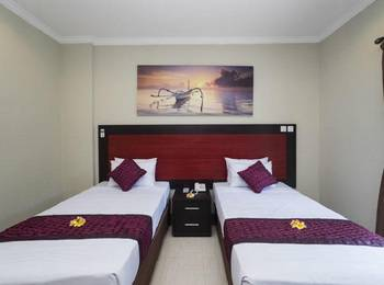 Legian Village Hotel Bali - Standard Room with Breakfast Regular Plan