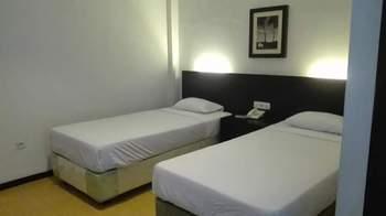 Hotel Permata Kendari Kendari - Deluxe Room Regular Plan