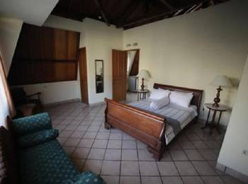 Tinggal Rancabentang Ciumbuleuit Bandung - Standard Room Regular Plan