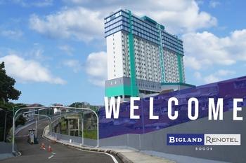 Bigland Renotel Bogor