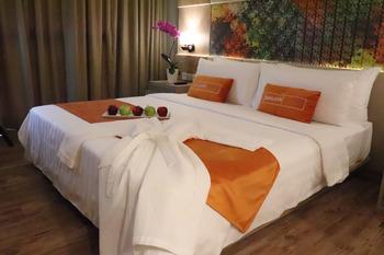 Bigland Hotel Bogor Bogor - Deluxe King Tanpa Sarapan Regular Plan