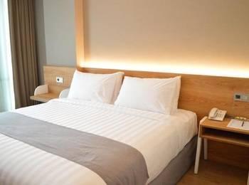 AllStay Hotel Semarang - Deluxe Twin Room - Dengan Sarapan Regular Plan