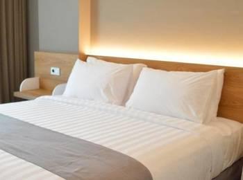 AllStay Hotel Semarang - Deluxe Twin Room - Hanya Kamar Regular Plan