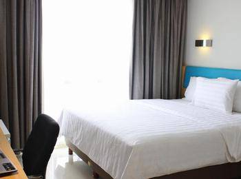 Batiqa Hotel and Apartments Karawang - Apartment 1 Bedroom Regular Plan