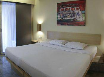Oasis Kuta Bali - Superior Pool Access Room Save 30%