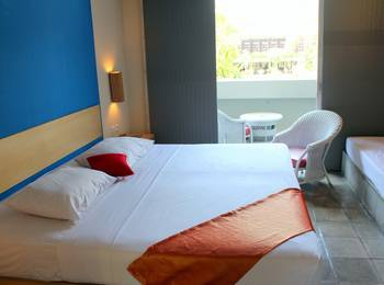 Oasis Kuta Bali - Superior Pool View Room Only Hot Deal Promo