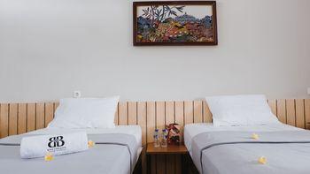 Borobudur Bed and Breakfast Magelang - Superior Twin  (Max Check In 22.00) Regular Plan